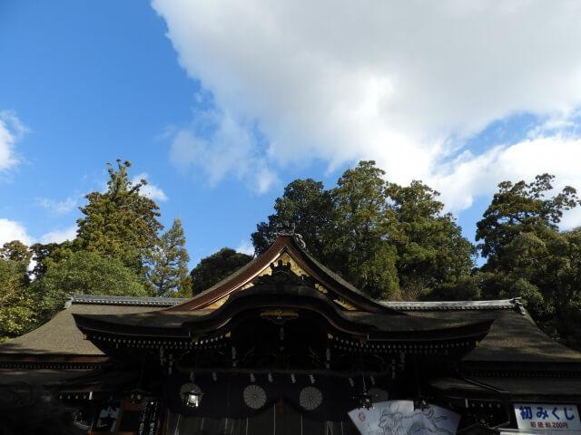 奈良大神神社初詣の参考画像