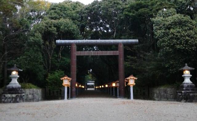 宮崎神宮の参考画像