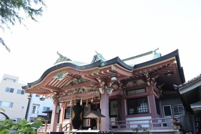 2020年今戸神社初詣の混雑時間や夜の人数は?駐車場や屋台・ご利益・アクセス方法!