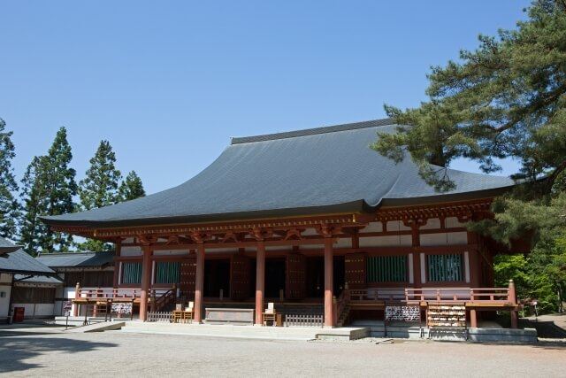 毛越寺初詣の参考画像