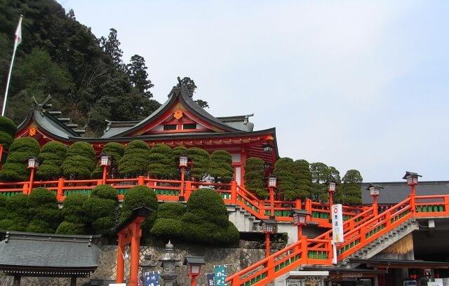 太皷谷稲成神社初詣の参考画像
