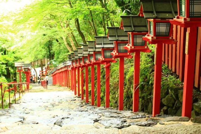 貴船神社初詣の参考画像