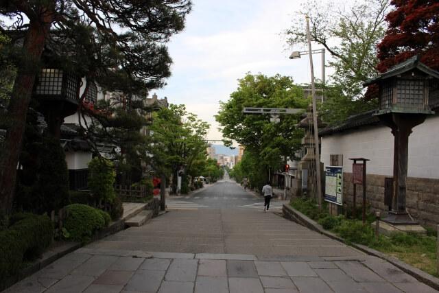 長野県善光寺の参考画像