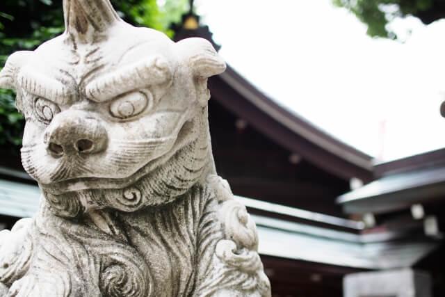 櫛田神社初詣の参考画像