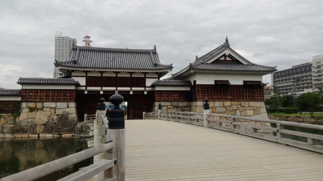 広島護国神社初詣の参考画像