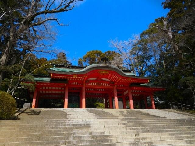 香取神宮初詣の参考画像