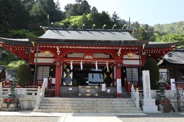 大山阿夫利神社初詣の参考画像