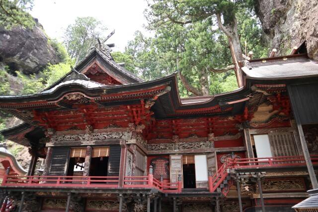 榛名神社初詣の参考画像
