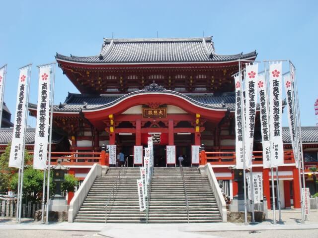 大須観音初詣の参考画像