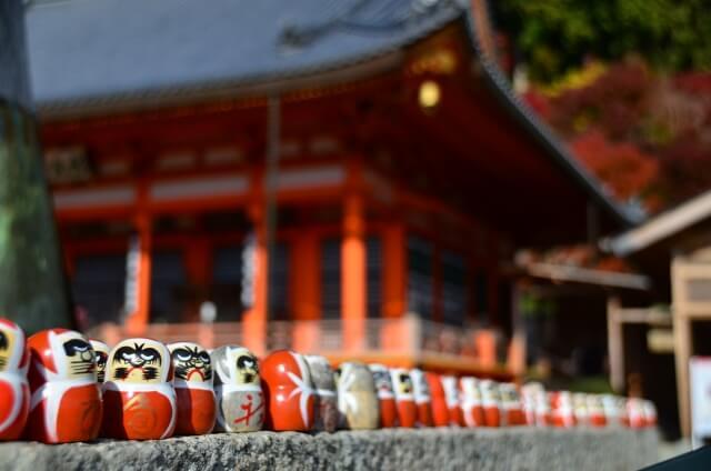 勝尾寺初詣の参考画像