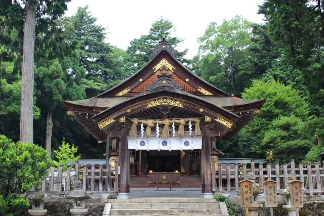 宇倍神社初詣の参考画像