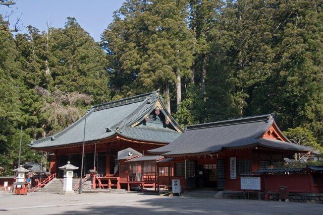 日光二荒山神社初詣の参考画像